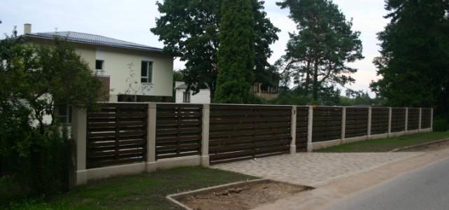 Как подобрать форму и узор столба при оформлении загородного дома?